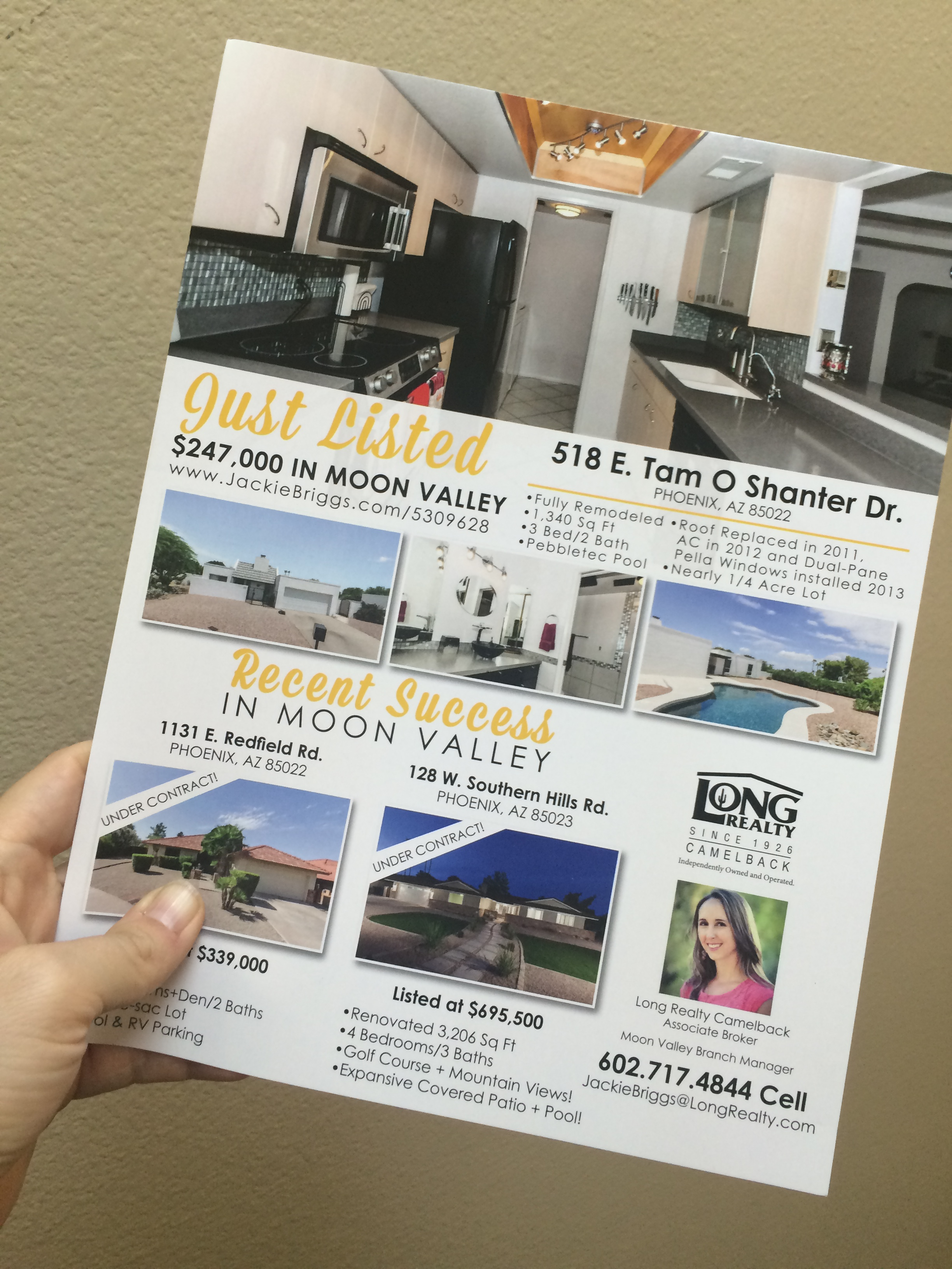 Real Estate Scottsdale Direct Mail