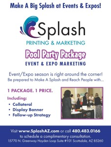 Trade Show Printing Scottsdale Airpark