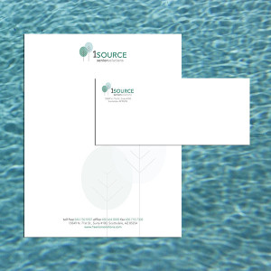 Business Stationery Sample Scottsdale