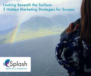 Marketing Strategy- Splash Printing and Marketing- 11-2